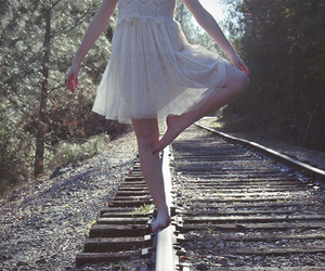 ballet and dress image