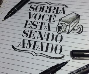 brasil, peace, and frases image
