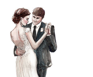 wedding and dance image