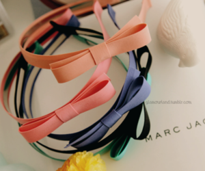marc jacobs, pink, and bow image