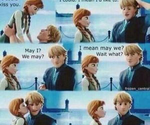 disney, frozen, and aw i love frozen image