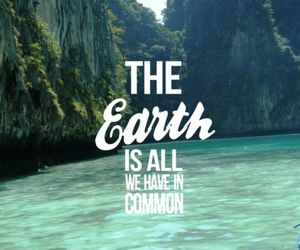 earth, quotes, and common image