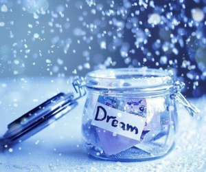 Dream and snow image