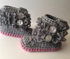 baby, booties, and boots image