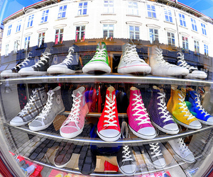 converse, shoes, and photography image