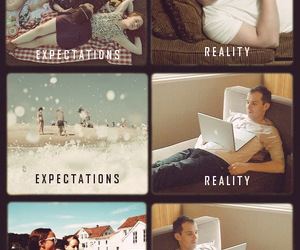blablabla, edit, and reality image