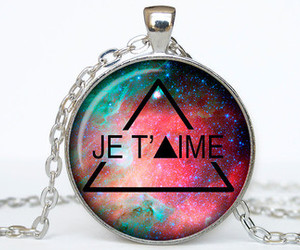 cool, necklace, and hipstah image
