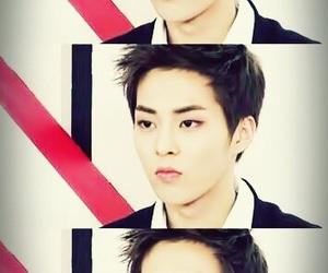 xiumin, exo, and kpop image