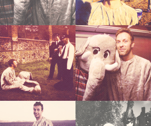 coldplay and paradise image