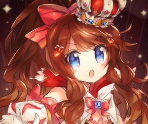 pokemon, anime, and Queen image