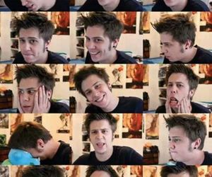 gamer, rubiuh, and youtuber image