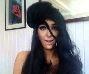 funny, jersey shore, and snooki image