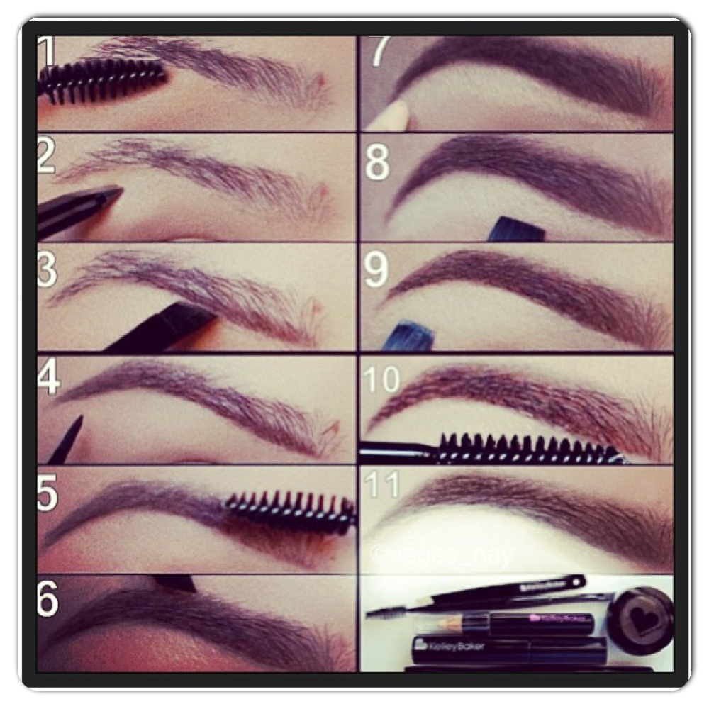 image about makeup in make - up by gabriela on we heart it