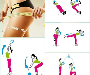 fitness, sport, and fit image