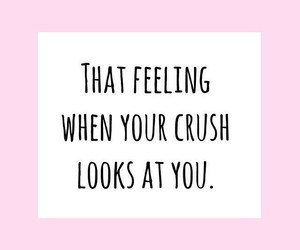 crush, quote, and love image