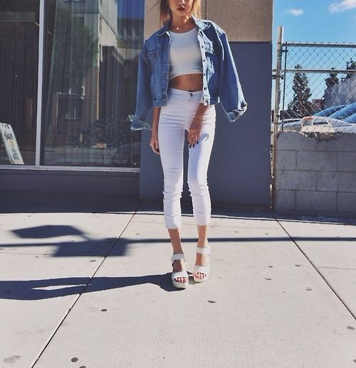 clothes, fashion, and fit image