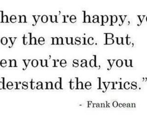 music, quote, and happy image