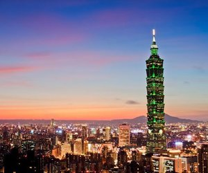 beauty, building, and taiwan image