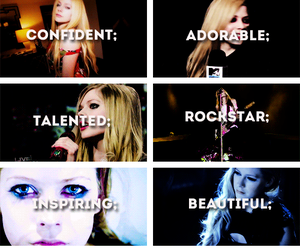 Avril Lavigne, crazy, and singer image