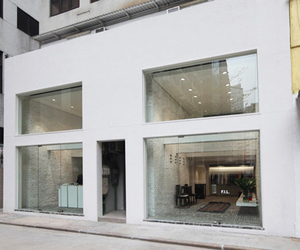 architecture, white, and window image