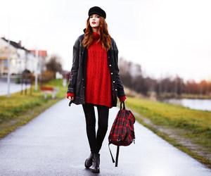 fashion, hair, and ebba zingmark image
