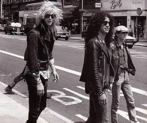 Guns N Roses, duff mckagan, and slash image