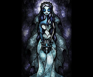 corpse bride and tim burton image