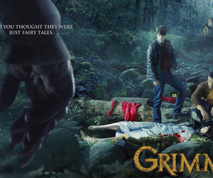 awesome, grimm, and NBC image