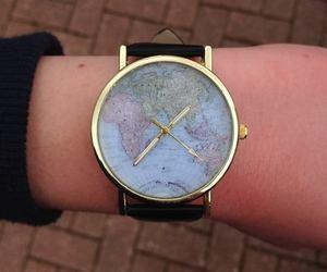 watch, world, and fashion image