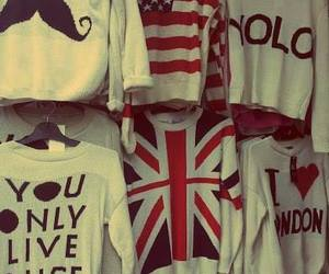 london, yolo, and mustache image