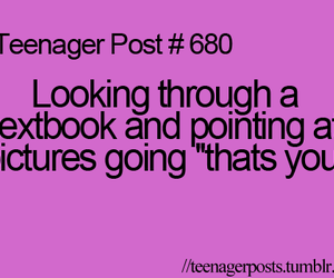 school days and teenager post image