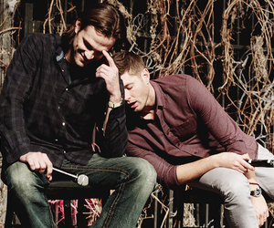jared padalecki, Jensen Ackles, and dean winchester image