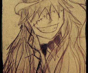 black butler, death, and madness image