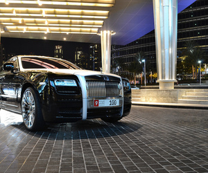 car, luxury, and luxury cars image
