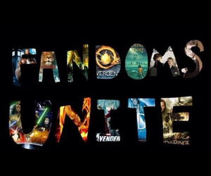 Avengers, harry potter, and narnia image