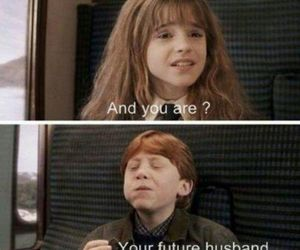 funny, harry potter, and quotes image