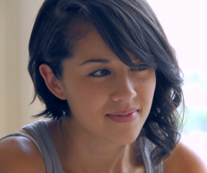 hairstyle and kina grannis image