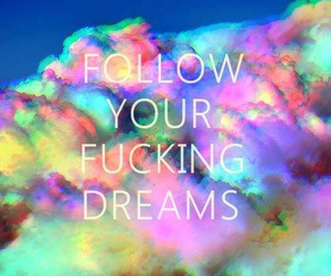 colour, dreams, and hipster image