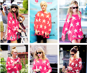 miley cyrus, selena gomez, and Taylor Swift image