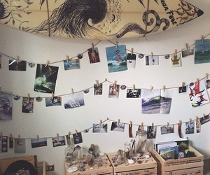 surf, bedroom, and summer image