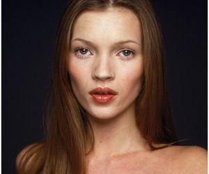 90s, model, and kate moss image