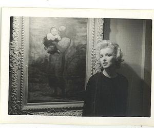 1956, Marilyn Monroe, and joshua logan image