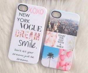 iphone, case, and vogue image
