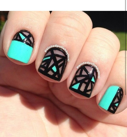 30 Images About Uas On We Heart It See More About Nails Nail Art