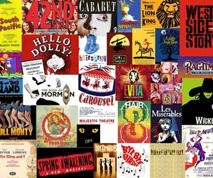 broadway, west side story, and hello dolly image