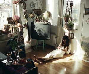 vintage, hippie, and indie image