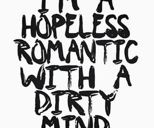 romantic, dirty, and hopeless image