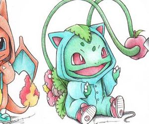 pokemon, cute, and squirtle image