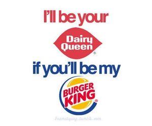 funny, cute, and Dairy Queen image