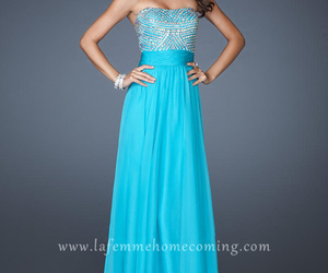 dress, prom dress, and prom dresses image